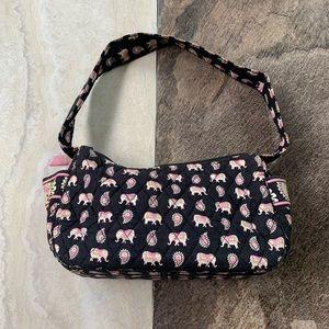 Vera Bradley elephant print purse